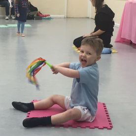 Baby Ballet Sessions at VXCC -Saturdays